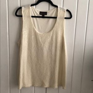 Dana Buckman Sleeveless Top